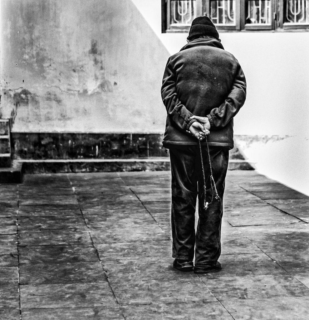 Ensomhet og depresjon hos eldre mann