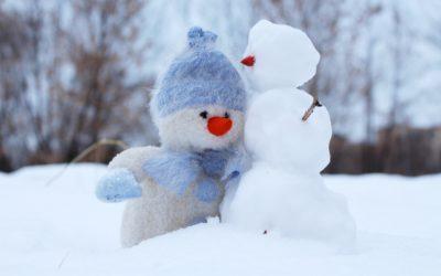 Hvit jul for barna