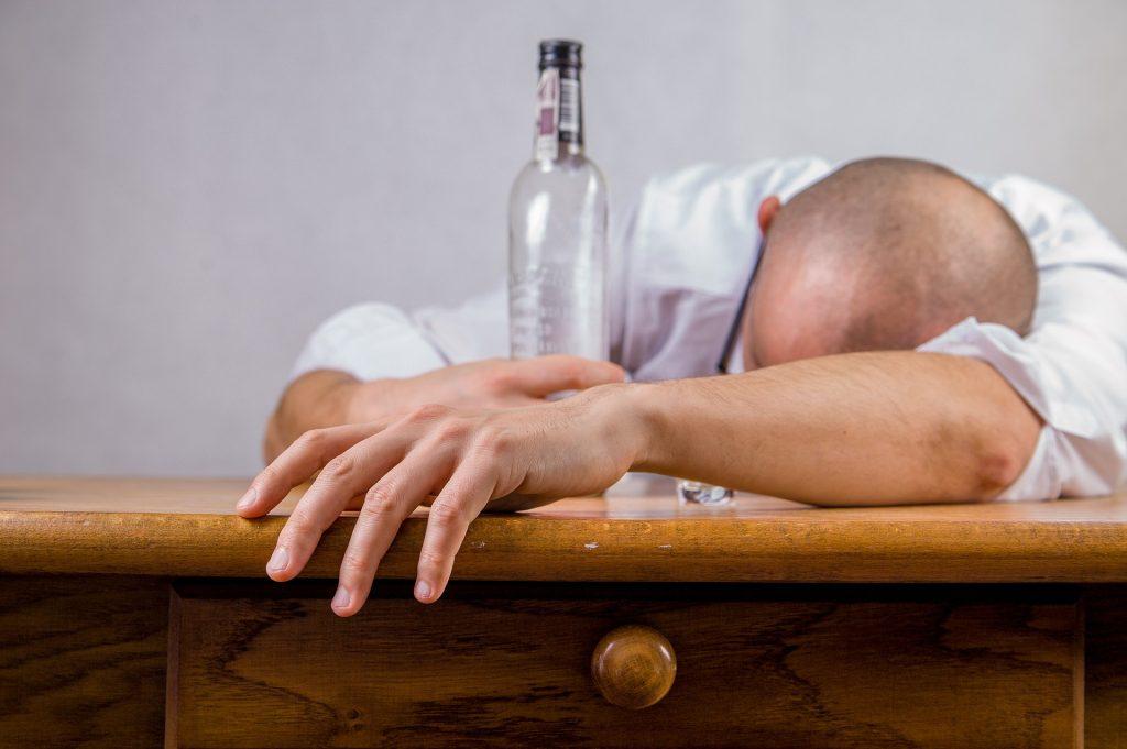 alkoholiker og alkohol