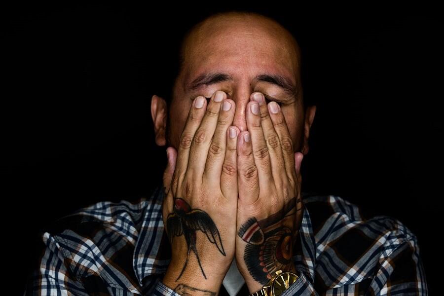 Det finnes mange forskjellige symptomer på stress