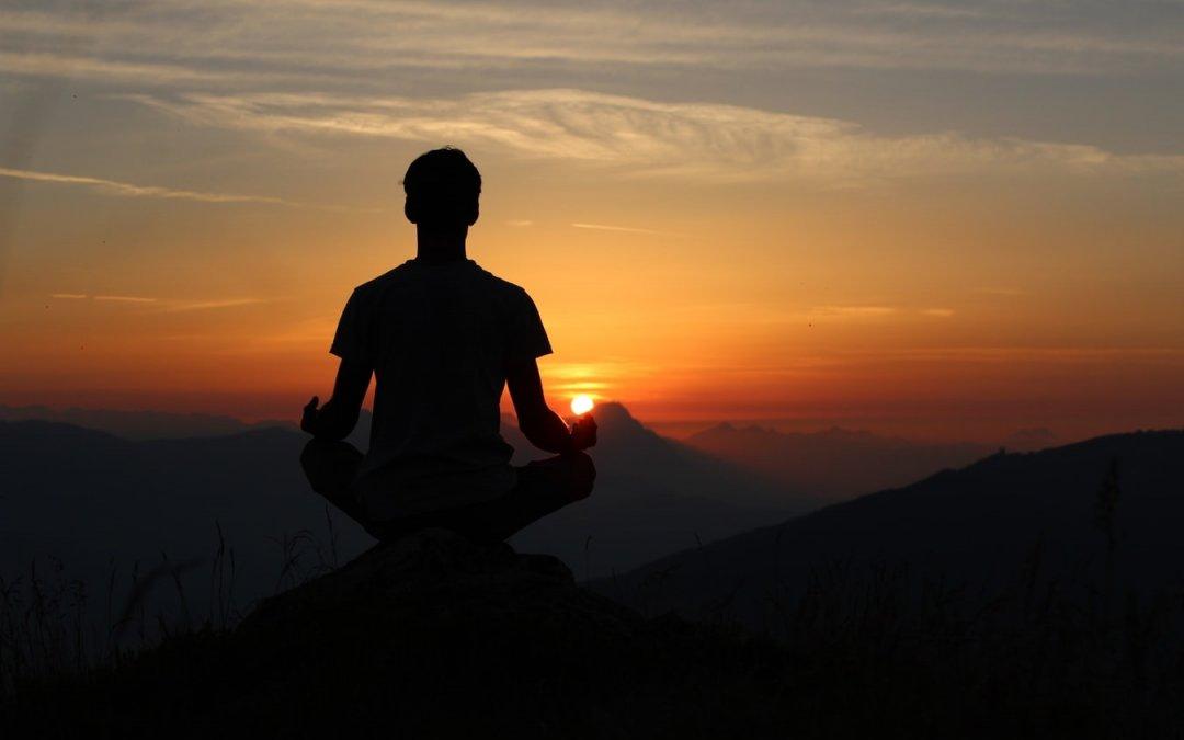 Meditasjon som behandling mot depresjon, stress og angst