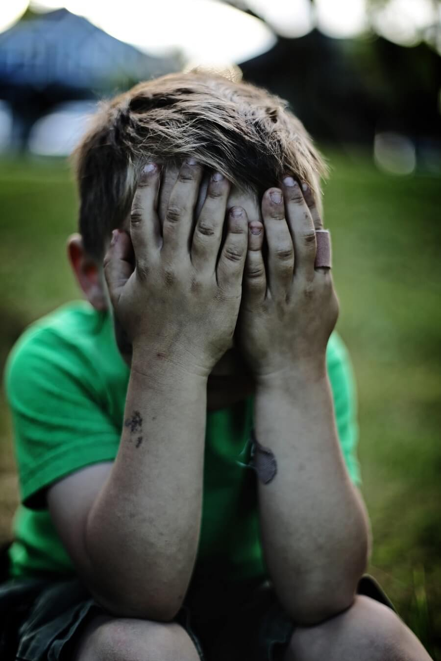Grensesetting er positivt og sunt for barnet