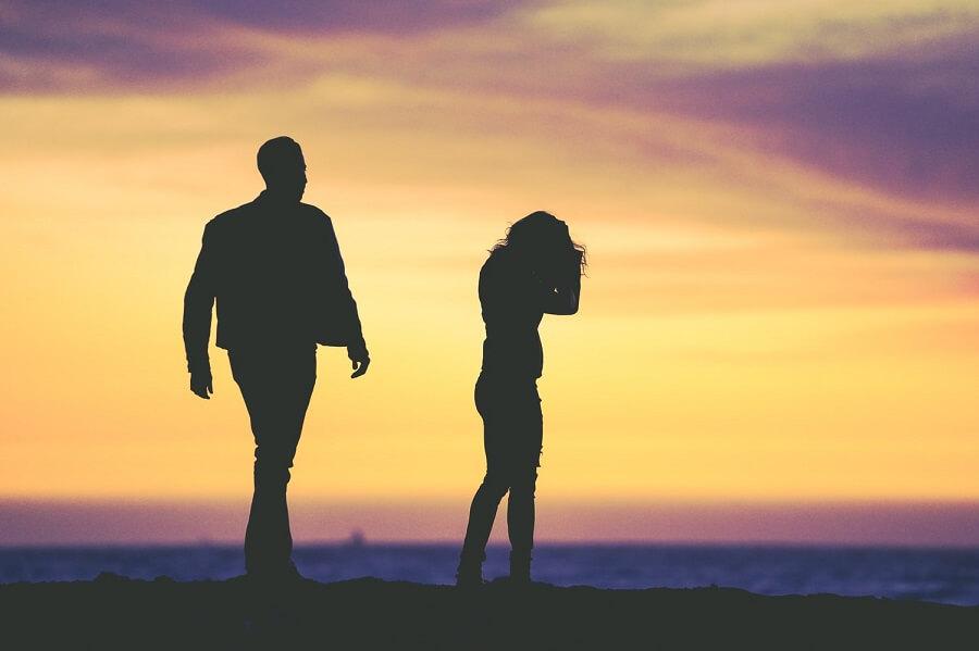 Hvordan løse konflikt og krangler med kjæresten?
